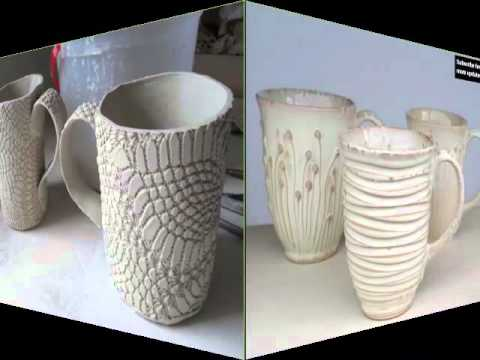 Ceramic Mugs Texture | Picture Ideas Of Ceramic Arts & Decoration Options