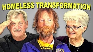 Elders React to Homeless Transformation (Memorial Day)