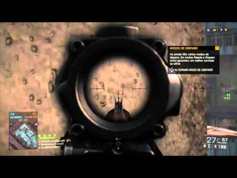 Battlefield 4 . Carabina M4 . Espingarda DBV-12 . ADP MPX