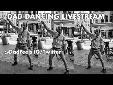 Dad Dancing LIVE