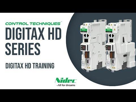 Digitax HD Training Series