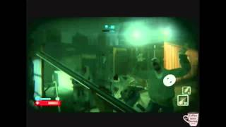 ZombiU Wii U local multiplayer - Killing Box Wife vs. Husband