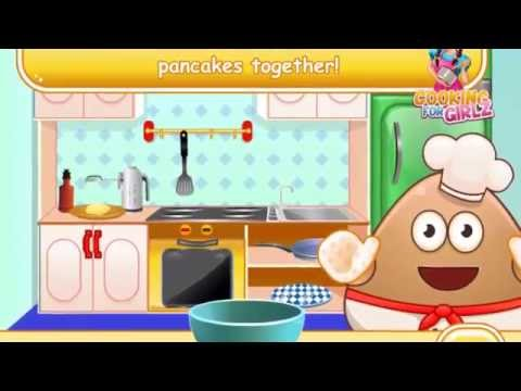 Пу готовит