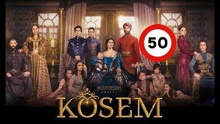 Ko'sem / Косем 50-Qism (Turk seriali uzbek tilida)