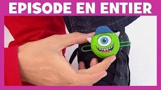 Art Attack -   Le stop lacets - Disney Junior - VF