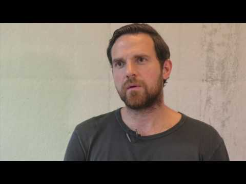 Audio Bullys interview - Simon (part 1)