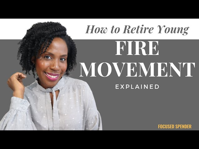 Save 70% of Your Income and Retire at 40??? What is FIRE - Financial Independence/Retire Early