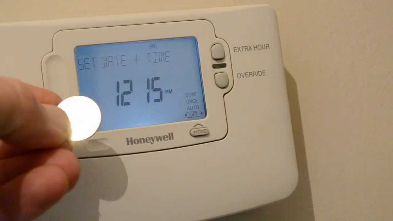 Honeywell heating timer showing internal and totally dead youtube asfbconference2016 Image collections