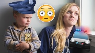 KIDS SEND PARENTS TO JAIL! KIDS VS PARENTS