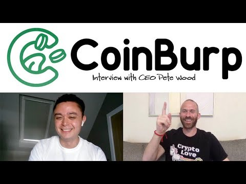 CoinBurp - Simple Crypto Exchange Crushes Coinbase in UK
