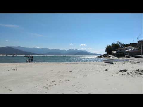 Praia da Pinheira de Palhoça SC