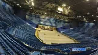 Perth Arena - Behind the Scenes