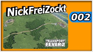 Transport Fever 2 #002 ► Neue Linien und Transportrouten ► Gameplay deutsch