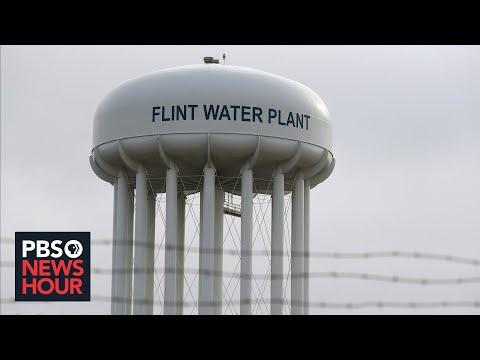 Coronavirus pandemic threatens Flint, Michigan, with 2nd major health crisis