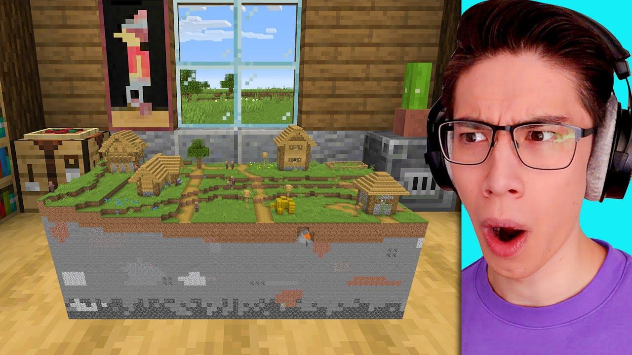 Exposing Viral Minecraft TikToks That Are 100% Clickbait
