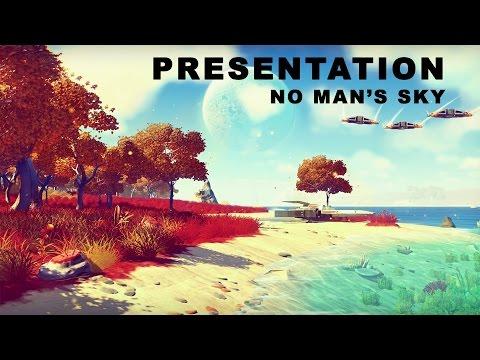 Présentation - NO MAN'S SKY (PC) - Episode 0