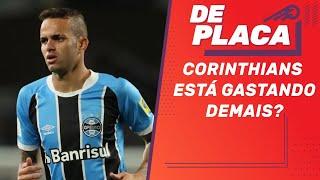 Janela do CORINTHIANS, THIAGO NEVES na ARGENTINA e campeões fora do SÃO PAULO | De Placa (03/01/20)