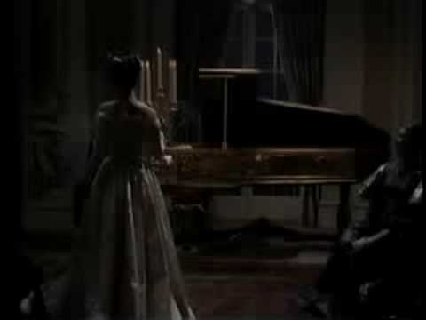 A Song To Remember: Candelabra Scene