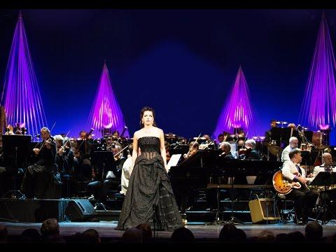 "TATIANA PECHNIKOVA in show ""Opera & Jazz"""