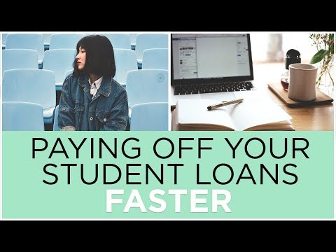 How To Pay Off Your Student Loans Faster | The 3-Minute Guide