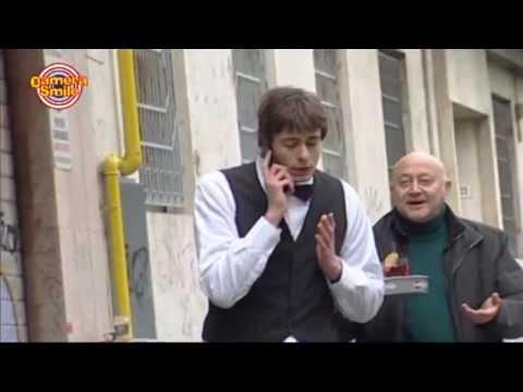 Candid Camera - Scherzi bastardi per strada: squilla il telefono!