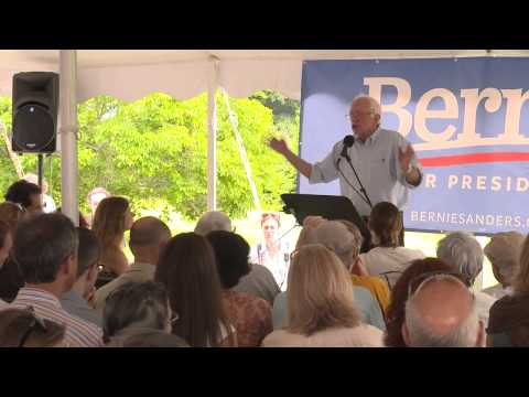 """Bernie Sanders believes 'Assualt Rifles"""" and 30 round magazines should be banned"""