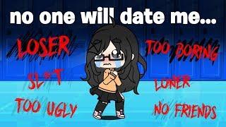 No One Will Date Me.. 😖 ~ Gacha Life Mini Movie // Short Film // Gachaverse