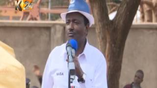 NASA in Kajiado: Kalonzo Musyoka's speech
