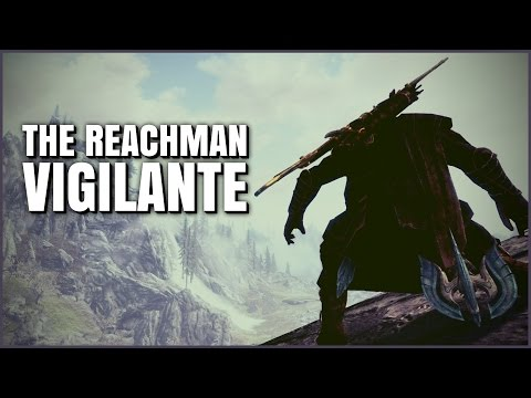Skyrim Roleplay Build | The Vigilante (Modded)