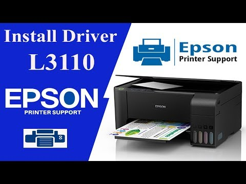 Epson l3110 driver | Resetter Download