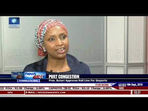 Buhari Approves Rail Line For Sea Ports