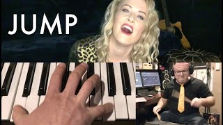 KATIE WESTON vs GROOVEBOY | Jump (For My Love)