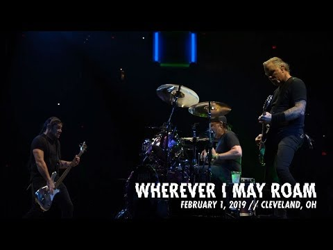 Metallica: Wherever I May Roam (Cleveland, OH - February 1, 2019)