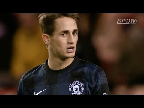 Adnan Januzaj vs Sunderland (Capital One Cup) 13/14