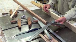 Table Saw Tip #2: Crosscut Cut-offs | How To Set Miter Gauge Square