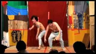 2009年下北沢スズナリ劇場にて上演された鉄割アルバトロスケットの演目...