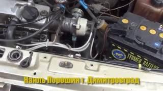 Регулировка зажигания ВАЗ 2108 + видео