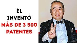 El destacado inventor japonés que tiene más de 3 500 patentes