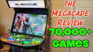 "Extreme Home Arcades ""HQ Megacade"" - Custom 4 Player Review"