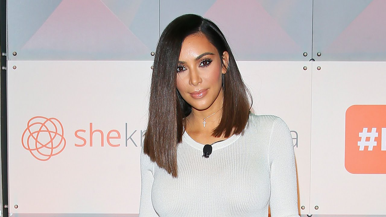 6adc26d7be0 Kim Kardashian Admits to Butt Injections   Won t Label Herself a Feminist -  YouTube