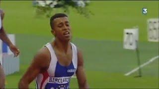 Il y a 20 ans... Diagana était champion du monde !