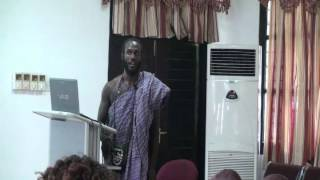 Obadele Kambon's PhD Thesis Defense (Viva) 20 June 2013 - University of Ghana - Legon