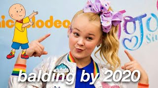rip, jojo siwa's hairline