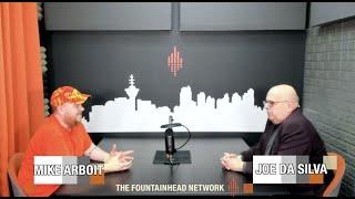 The Fountainhead Network Presents PoCommunity Episode 40: Joe da Silva