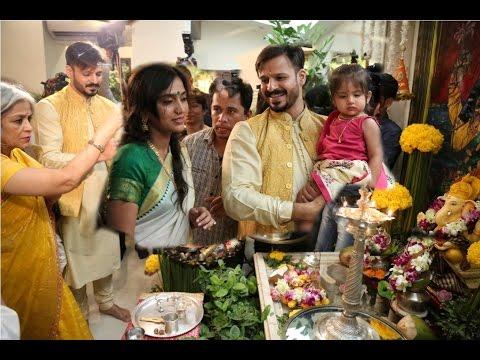 Vivek Oberoi's Ganpati Visarjan 2016 | SpotboyE