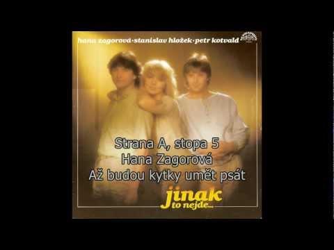 Zagorová, Hložek a Kotvald - Jinak to nejde (album, 1985) [Still, Full HD]