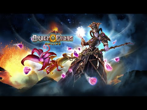 Order & Chaos Online – Rising Flare III Update Trailer