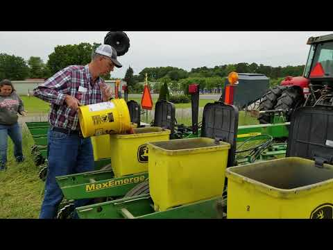 NC State 2020 Soybean Agent Variety Tests – Iredell County