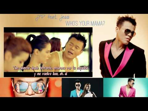 JYP ft. Jessi Who's your mama? {Sub Esp}