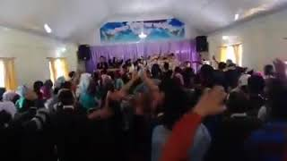 Ghoom hfc church Darjeeling kids programme song at church